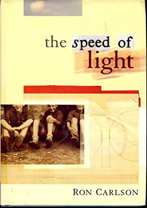 THE SPEED OF LIGHT: CARLSON, Ron
