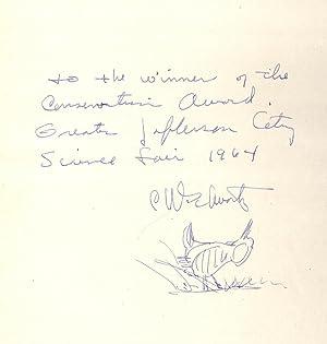 THE PRAIRIE CHICKEN IN MISSOURI: SCHWARTZ, Charles W.