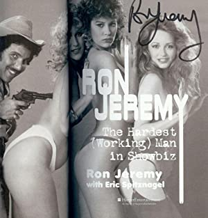 RON JEREMY THE HARDEST (WORKING) MAN IN SHOWBIZ: JEREMY, Ron