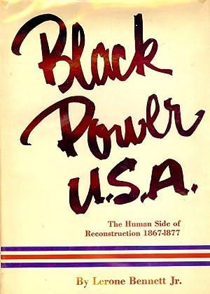 BLACK POWER U.S.A.: BENNETT JR., Lerone