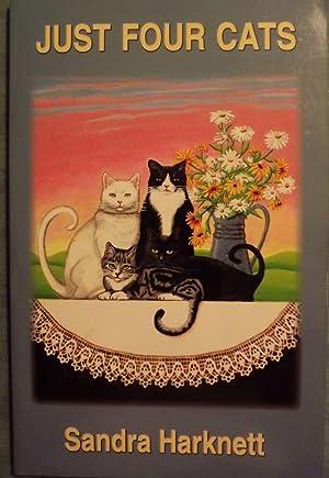 JUST FOR CATS: HARKNETT, Sandra