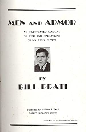 MEN AND ARMOR: PRATI, Bill