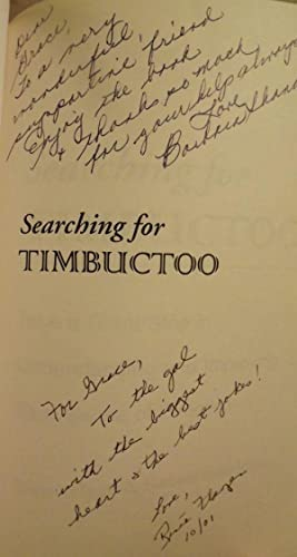 SEARCHING FOR TIMBUCTOO: TAKE A GIANT STEP IN UNDERSTANDING YOUR: FLAGER, Renee