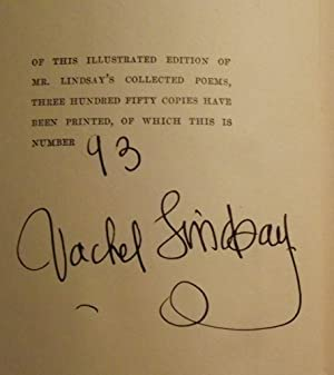 COLLECTED POEMS: LINDSAY, VACHEL