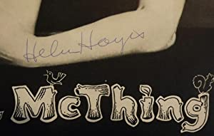 Autograph Signed: HAYES, Helen