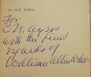 IN OUR TOWN: WHITE, WILLIAM ALLEN