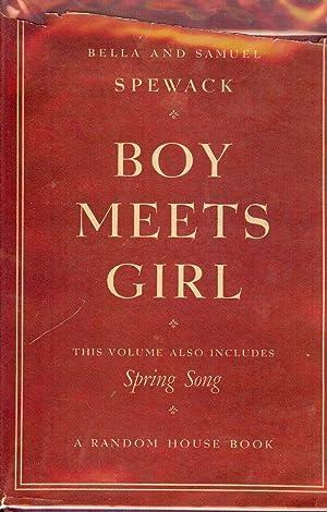 BOY MEETS GIRL: SPEWACK, Bella