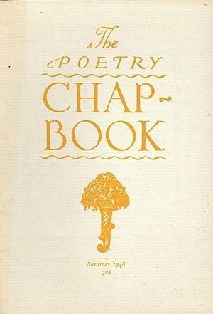 Chickadee, In Poetry Chap-Book Magazine, Summer 1948: DERLETH, August
