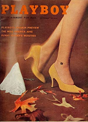 The World of Heart's Desire, in Playboy Magazine, September, 1959: SHECKLEY, Robert