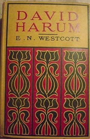 DAVID HARUM: WESTCOTT, E.N.