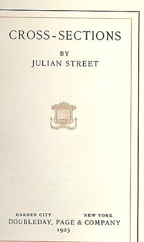 CROSS-SECTIONS: STREET, Julian