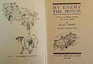 MY ENEMY THE MOTOR: STREET, Julian