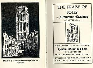 THE PRAISE OF FOLLY: ERASMUS, Desiderius