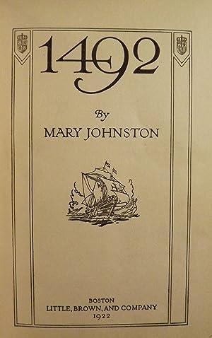 1492: JOHNSTON, Mary