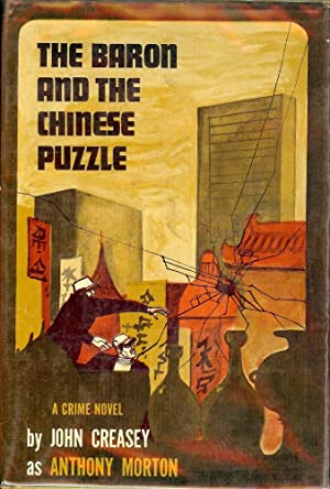 THE BARON AND THE CHINESE PUZZLE: CREASEY, John