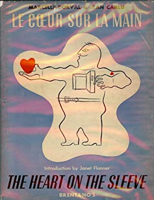 LE COEUR SUR LA MAIN/ THE HEART ON THE SLEEVE: DORVAL, Marcelle
