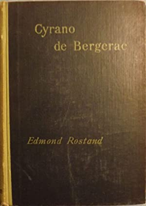 a study of the book cyrano de bergerac by edmond rostand Cyrano de bergerac edited with an introduction, notes, list of proper names and vocabulary by edmond rostand life and art of richard mansfield with selections from his letters by william.