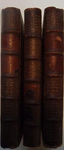 POESIES DE FRANCOIS COPPEE, 1864-1878 THREE VOLUMES: COPPEE, Francois