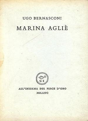 MARINA AGLIE: BERNASCONI, Ugo