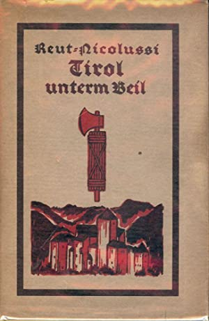 TIROL UNTERM BEIL: REUT-RICOLUSSI, Eduard