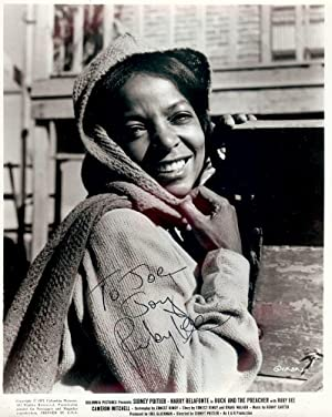 Signed Photograph: DEE, Ruby