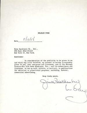 Document Signed: FALKENBURG, Jinx