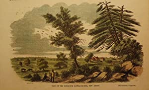 MONMOUTH BATTLE-GROUND: GLEASON'S PICTORIAL DRAWING-ROOM COMPANION