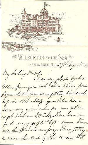 SPRING LAKE: WILBURTON-BY-THE-SEA