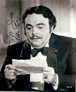 Signed Photograph: Coco, James
