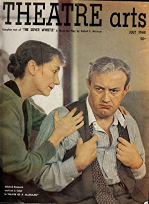 The Silver Whistle. Theatre Arts Magazine July: McENROE, Robert E.