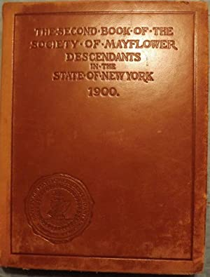 SOCIETY OF MAYFLOWER DESCENDANTS IN THE STATE OF NEW YORK: GREENE, Richard Henry