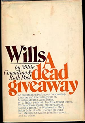 WILLS: A DEAD GIVEAWAY