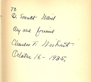 THE BOOK OF DAY: WISHART, Charles Frederick