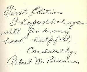 THE PROFESSOR DOES HIS STUFF: FOOL PROOF CONTACT BRIDGE: BRANNON, Robert M.