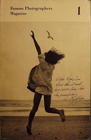 FAMOUS PHOTOGRAPHERS MAGAZINE, WINTER 1967-68: KEPPLER, Victor