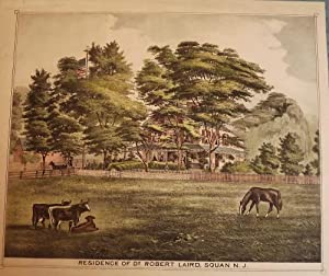 MANASQUAN: DR. ROBERT LAIRD RESIDENCE: WOOLMAN AND ROSE ATLAS OF THE NEW JERSEY COAST