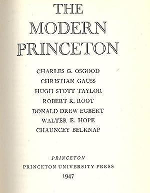 THE MODERN PRINCETON: GAUSS, Christian
