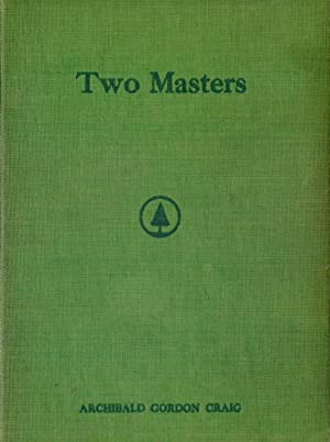 TWO MASTERS: CRAIG, Archibald Gordon