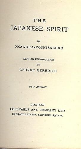 THE JAPANESE SPIRIT: YOSHISABURO, Okakura