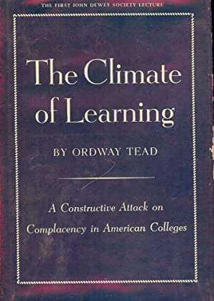 THE CLIMATE OF LEARNING: TEAD, Ordway
