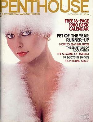 In PENTHOUSE MAGAZINE, December 1979: DOUGLAS, Michael