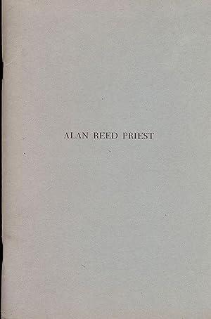 ALAN REED PRIEST: UPTON, Joseph M.