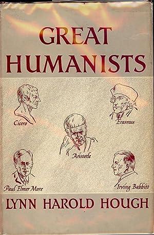 GREAT HUMANISTS: HOUGH, Lynn Harold