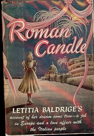 ROMAN CANDLE: BALDRIGE, Letitia