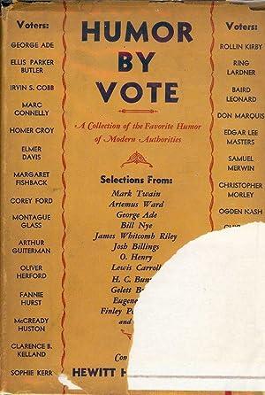 HUMOR BY VOTE: HOWLAND, Hewitt H.