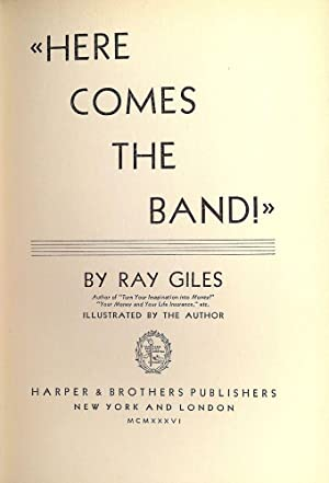 HERE COMES THE BAND!: GILES, Ray