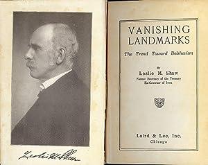 VANISHING LANDMARKS: SHAW, Leslie