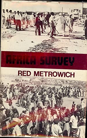 AFRICA SURVEY: ESSAYS ON CONTEMPORARY AFRICAN AFFAIRS: METROWICH, Red