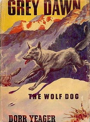 GREY DAWN THE WOLF DOG: YEAGER, Dorr