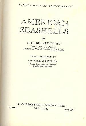 AMERICAN SEASHELLS: ABBOTT, R. Tucker